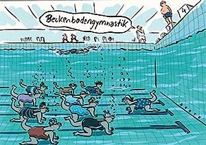 Beckenbodengymnastik für Frauen – Neuer Kurs