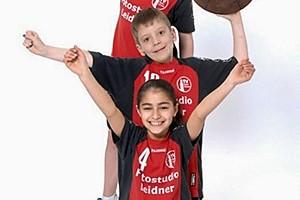 Ballsportschnuppertag für Kinder der 3. und 4. Schulklasse
