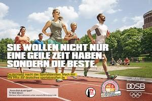 TV Idstein macht das Sportabzeichen