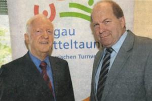 Frank Stübing neuer Vorsitzender des Turngaus Mitteltaunus