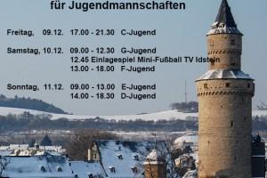 TVI-Hallenfußballturnier für Jugendmannschaften