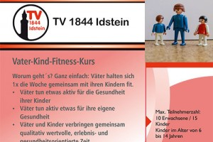 Vater-Kind-Fitness