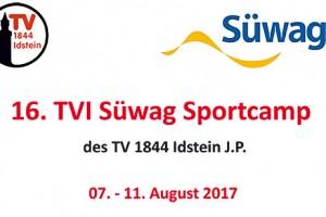 TV Idstein Süwag Sportcamp 2017