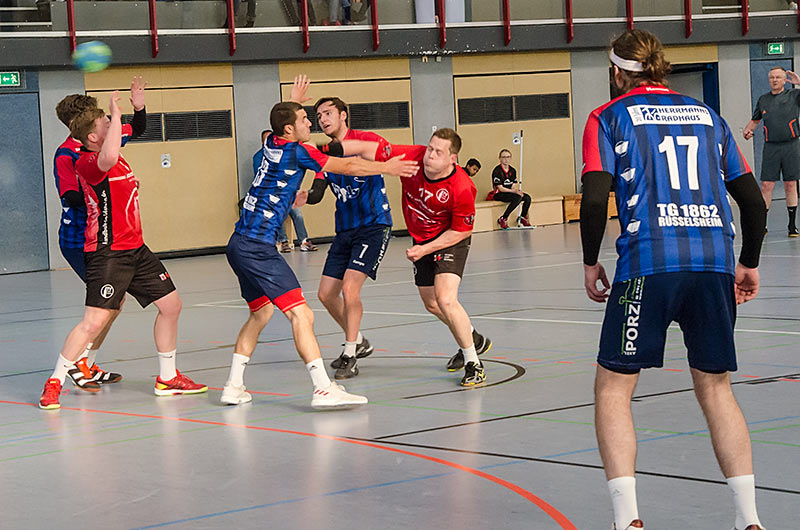 Handball Archiv 2019 – TV 1844 Idstein