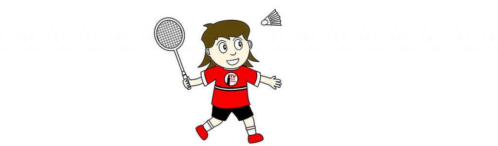 Süwag-TVI- Badmintonstunde