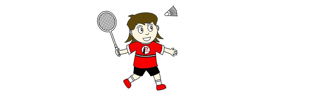 Süwag-TVI-Badmintonstunde